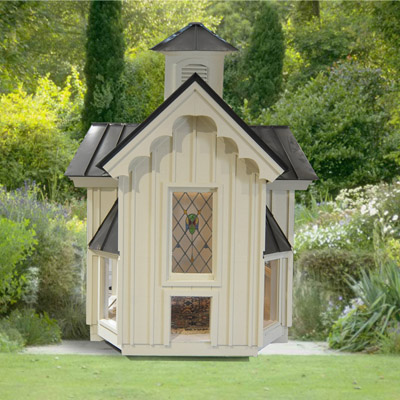 TBG Builds Playhouses for Auction to benefit Sassafras All Children's Playground. Image